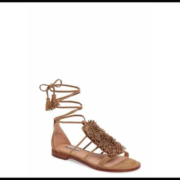 Halogen Shoes | Eliza Flat Sandals